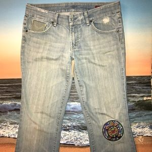 Citizens of Humanity Jeans Light Wash sz 32 Patch